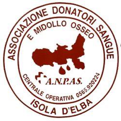 logo donatori sangue anpas isola d elba