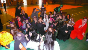festa halloween della pubblica assistenza porto azzurro