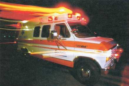 ambulanza soccorso