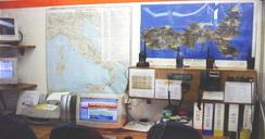 Sala Operativa Pubblica Assistenza Porto Azzurro