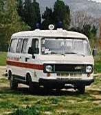Ambulanza Fiat 238