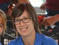 Jessica Macchi soccorritrice 118 della Pubblica Assistenza Porto Azzurro