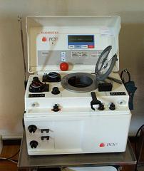 macchina della plasmaferesi del sangue a porto azzurro pubblica assistenza