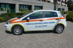 Fiat Punto PA11 Pubblica Assistenza Porto Azzurro