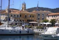 porto turistico di porto azzurro -isola d elba