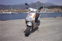motoscoter Neos 118