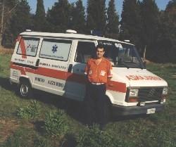 Ambulanza ducato Pubblica Assistenza Porto Azzurro