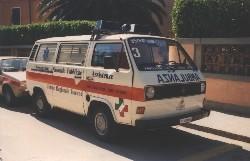ambulanza wolksvagen