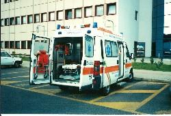 Ambulanza Ducato 5