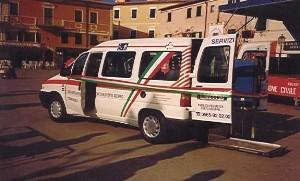 pPulmino sociale Fiat Scudo