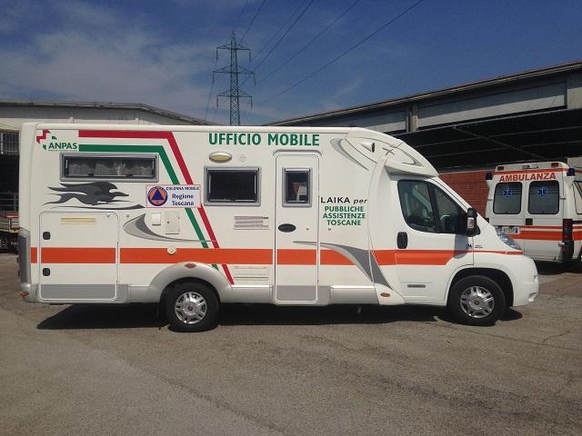 ufficio mobile anpas