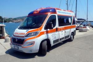 Ambulanza Pubblica Assistenza Porto Azzurro