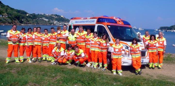 Ambulanza 118 Porto Azzurro 12 Pubblica Assistenza Porto Azzurro Isola d'Elba