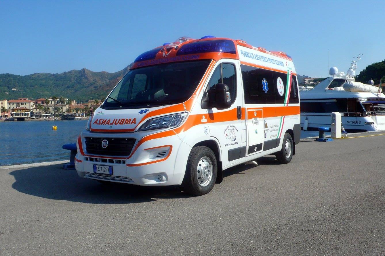 Bilancio 2017 positivo per la Pubblica Assistenza Porto Azzurro