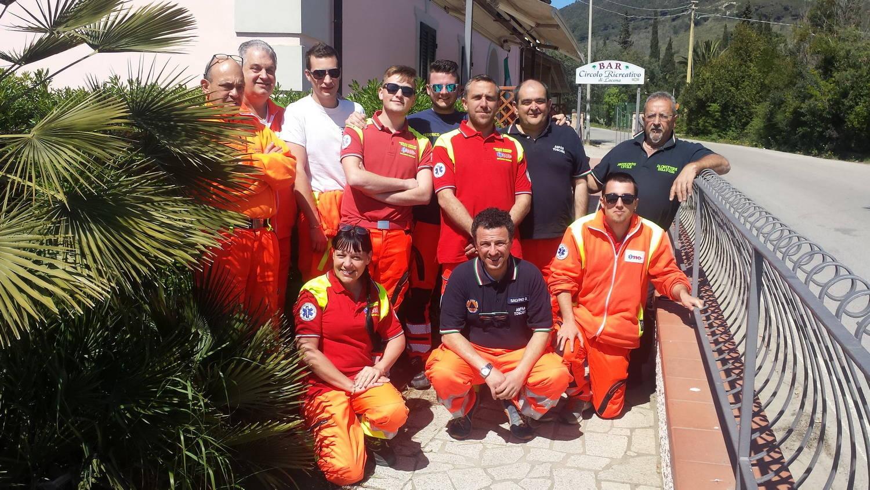 Volontari Protezione Civile Pubblica Assistenza Porto Azzurro