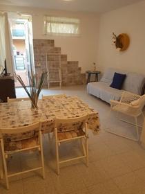 Appartamento Sociale Pubblica Assistenza Porto Azzurro - Salotto