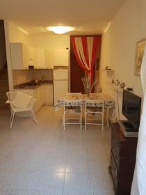 Appartamento Sociale Pubblica Assistenza Porto Azzurro - soggiorno-cucina