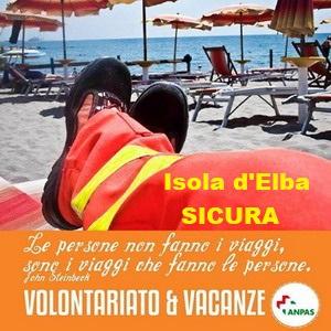 Vacanze e Volontariato all'Isola d'Elba