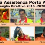 Consiglio Direttivo della Pubblica Assistenza Porto Azzurro